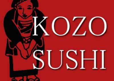 Kozo寿司フランチャイズサイト